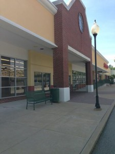 fitness center front